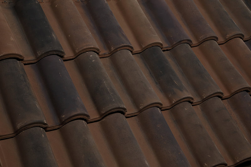 Brown Antique Dark Come See Our Clay Roof Tiles