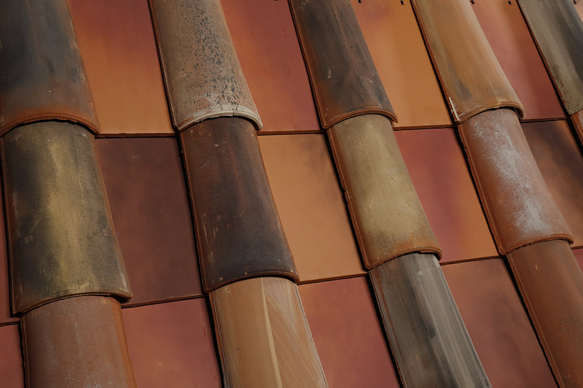 Lightweight Clay Roof Tiles Claymex