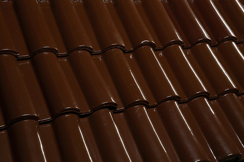 Get incredible color roof tiles at Claymex