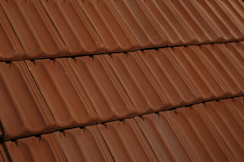 We are the best suppliers of clay roof tiles in the country.