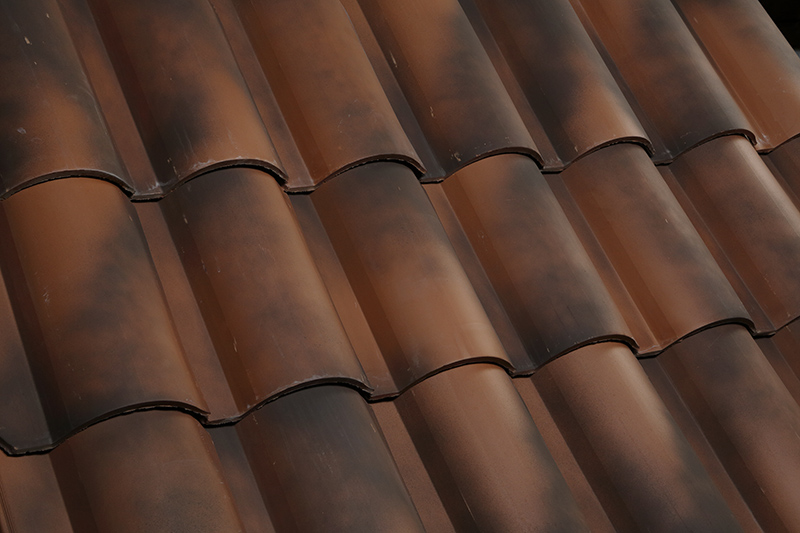 Clay roof tiles of the best quality for your home.