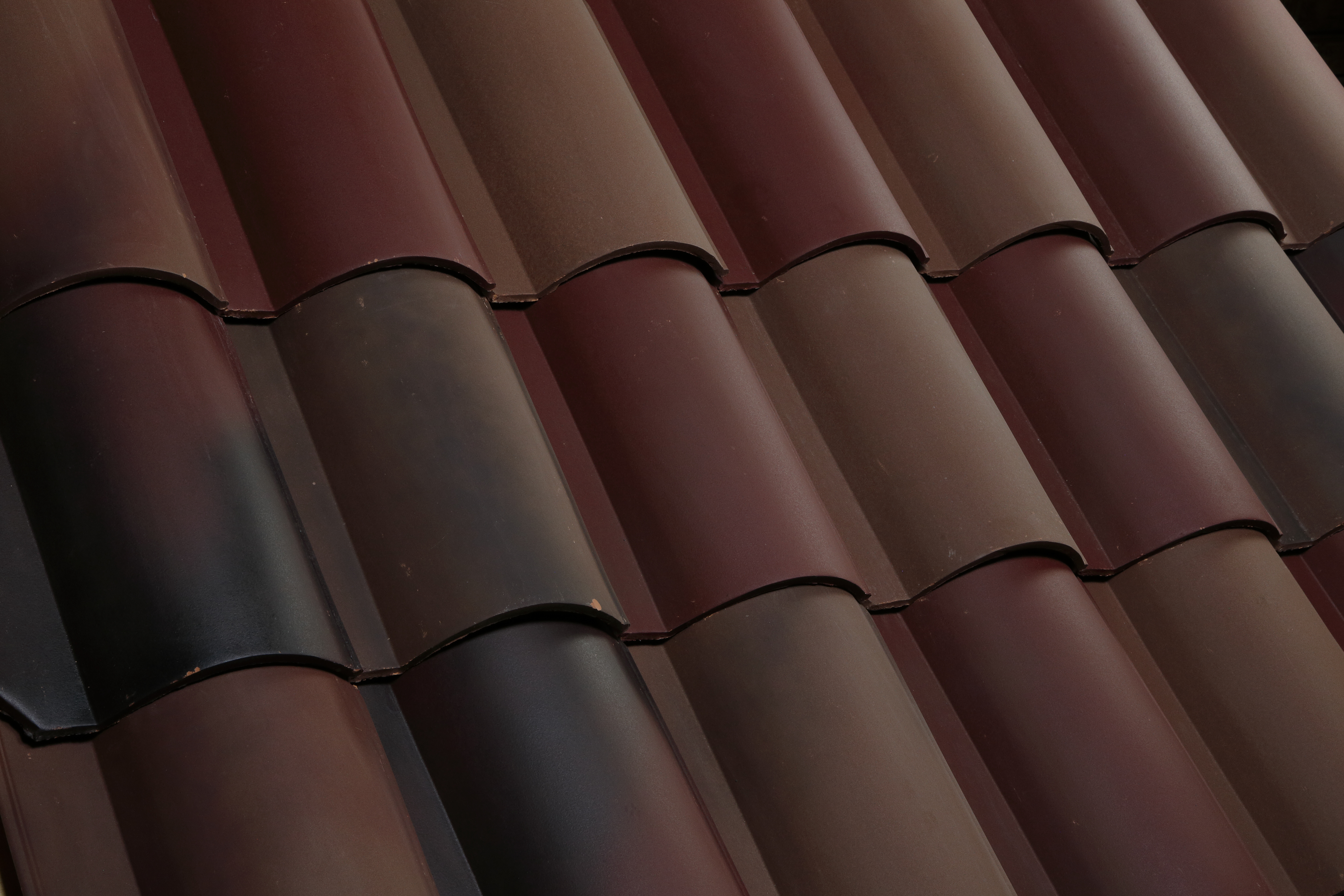 Clay roof tile for sale at Claymex.