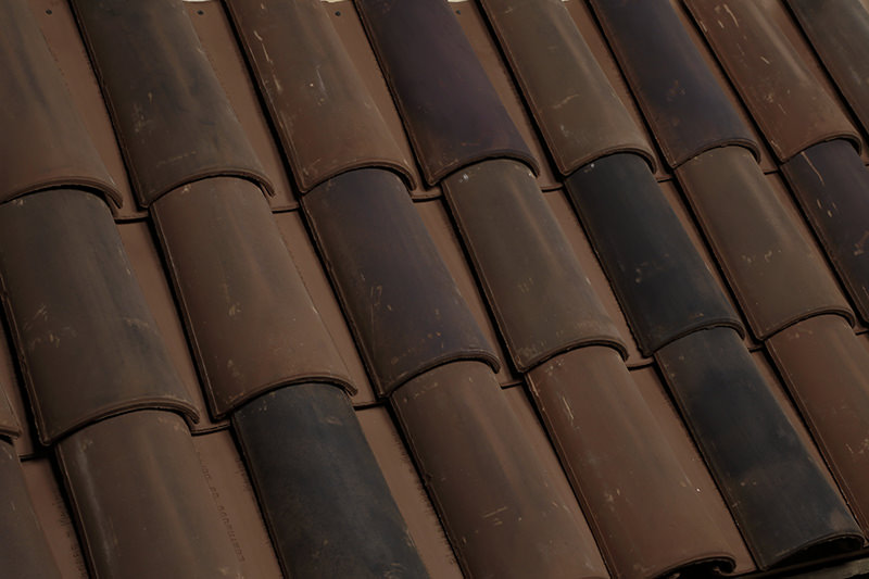 Clay Roof Half Barrel Tiles Brick And Roof Tile Claymex