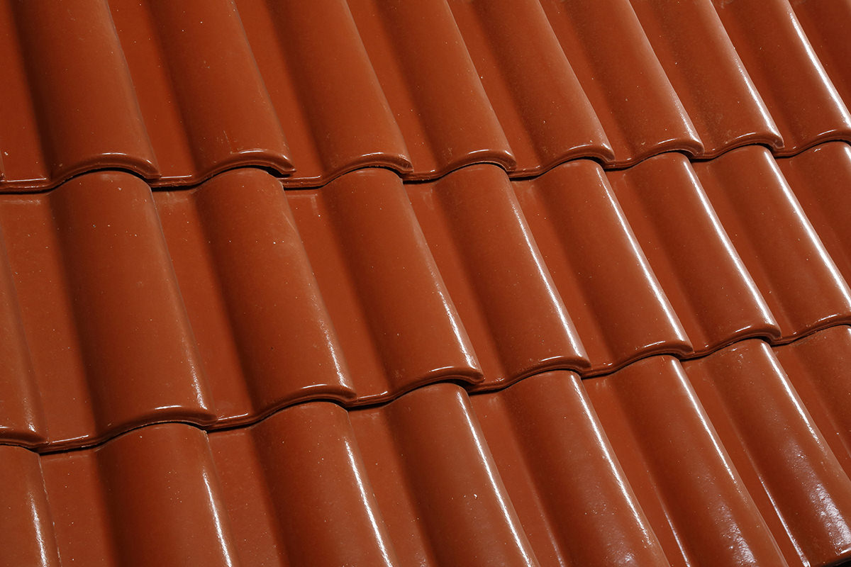 Looking for a red clay roof?