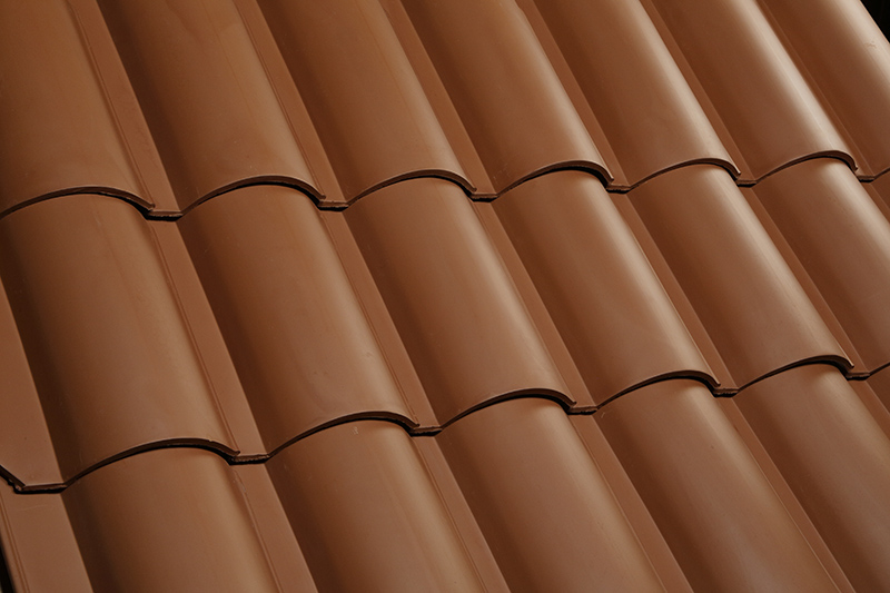 The best flat clay roof tiles for your home.