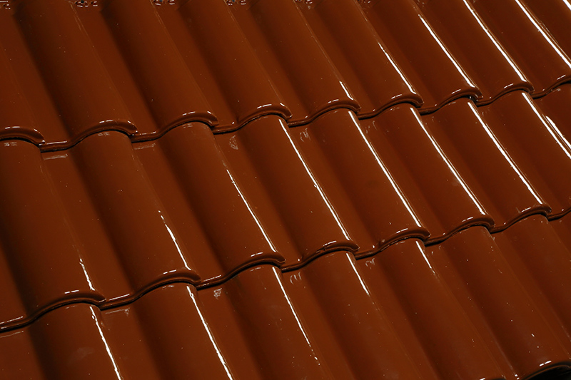 Ask about the cost of clay roof tiles here!