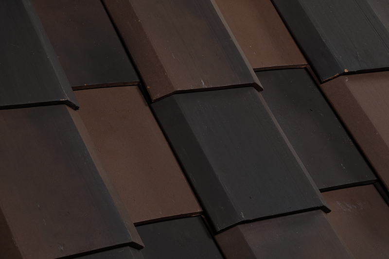 Find details on clay roof tiles
