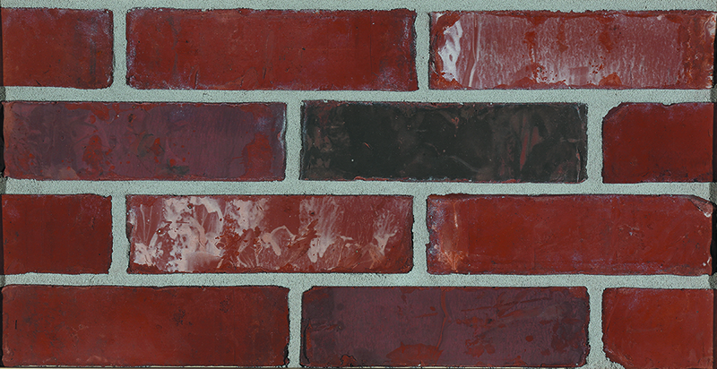Red bricks buildings