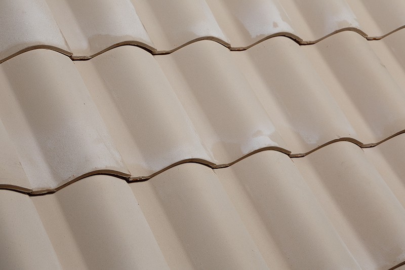 Find out about the weight of clay tile roof