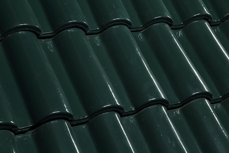 Interested in faux clay roof tiles? We've got you covered. More info here!