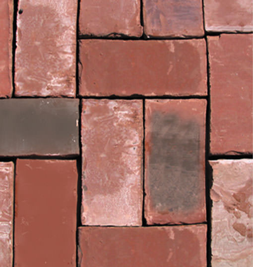Only the best clay brick pavers for sale